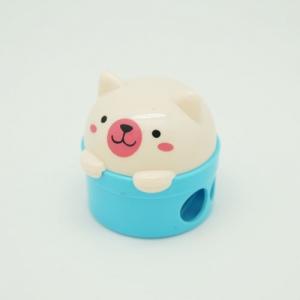 고양이연필깎이_파랑/4.5cm