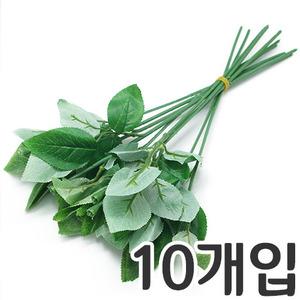 비누 장미 꽃대 10개입(31.5*10cm)