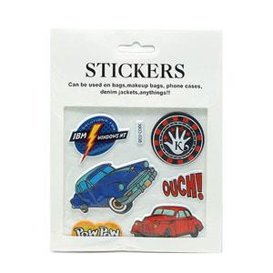 038) 데코스티커 자동차