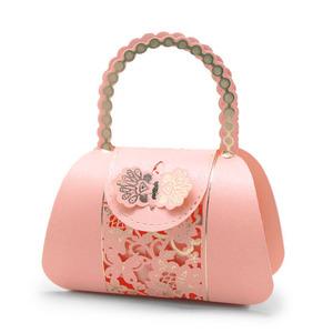 핸드백형 방향제 포장지 5개입(분홍)
